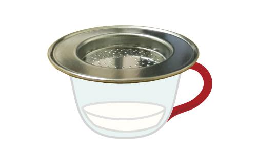 フィルター皿ON!